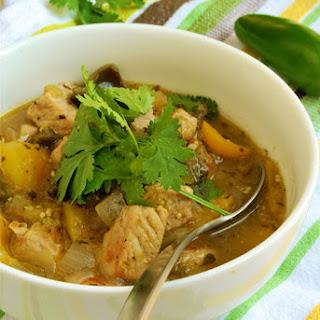 Chile Verde Recipe