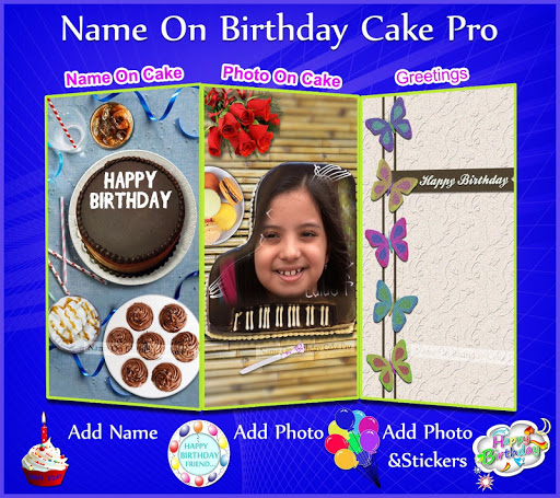 Download Photo On Birthday Cake Google Play Softwares