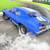 Muscle Car Drift Racing Challenge