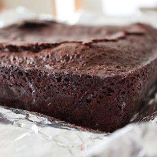 Amazing Chocolate & Orange Brownies (that also happen to be vegan)