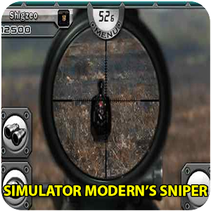 Simulator modern's sniper