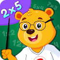 Multiplication Tables : Maths Games for Kids icon