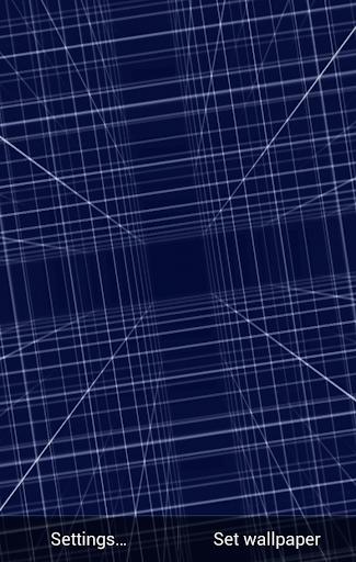 Crazy Grid Live Wallpaper