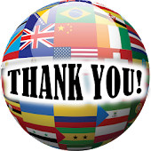 Thank you(different languages)