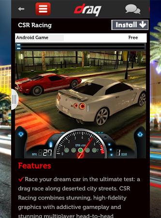 Drag Racing Games 1.8.4 screenshot 677649