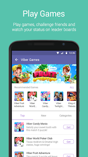 Viber Messenger- screenshot thumbnail