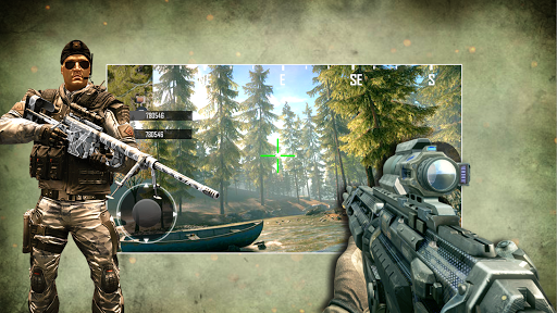 Call of Unknown Free Fire : Mobile Duty Games 1.6 screenshots 15