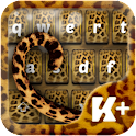 Cheetah Keyboard Theme HD icon