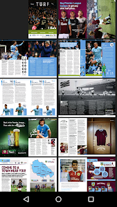 Burnley FC Programmes screenshot 3