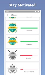 Sobriety Counter PRO APK [Premium Features Unlocked] 6