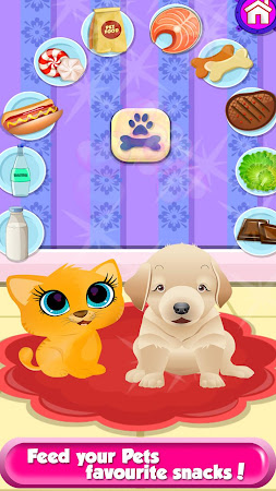 Messy Pets - Cleanup Salon 1.1.3 screenshot 2039350