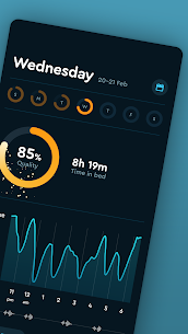 Sleep Cycle: Sleep analysis & Smart alarm clock App Download For Android and iPhone 2