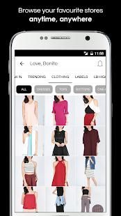 ShopperBoard: Fashion Shopping - náhled