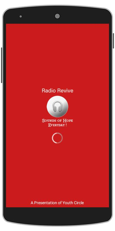 Radio Revive - Christian Radio- screenshot