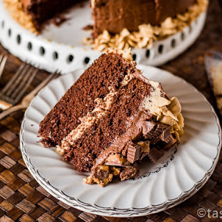 Chocolate Topping Butter Cake Recipes