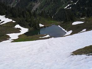 Photo: Heart Lake