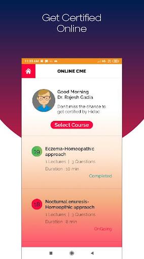 Hidoc Dr. - Medical Learning App for Doctors screenshot 6