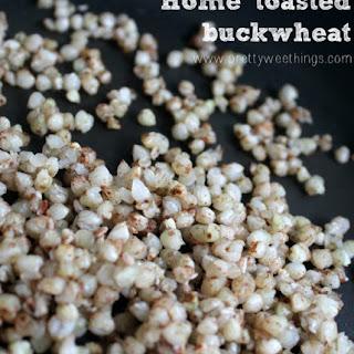 Home Toasted Buckwheat.