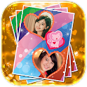 Choose Picture Grid Collage icon