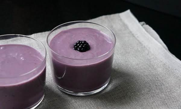 Blackberry-banana Smoothie Recipe