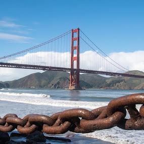 San Francisco unchained by Gonzalo Ruiz - Buildings & Architecture Bridges & Suspended Structures