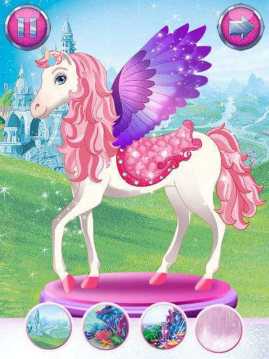 Barbie Magical Fashion - screenshot
