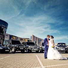 Wedding photographer Andrey Yustenyuk (andvikk). Photo of 08.05.2017