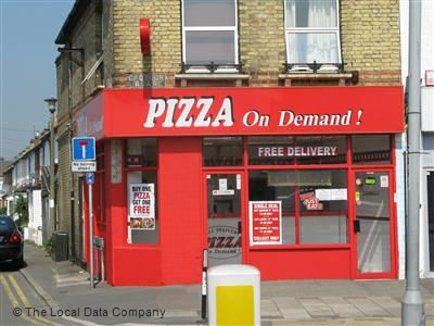 Pizza On Demand On Croydon Road Pizza Takeaway In Elmers