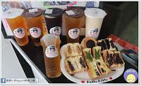 小妍紅豆餅飲料店
