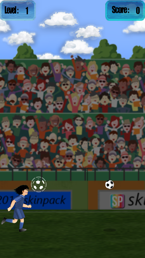 Football Shooter- screenshot