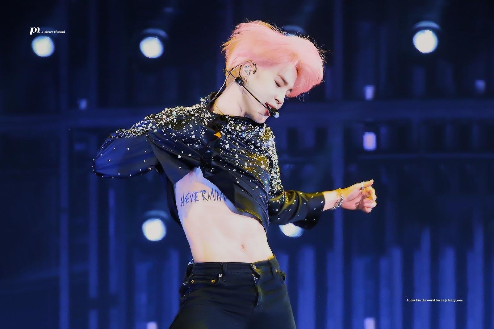"Tatuagem Do Bts: BTS Just Rekindled ARMY's Debate About Jimin's ""Nevermind"