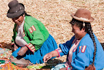 Indiennes Aymaras