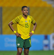 Banyana Banyana vice-captain Refiloe Jane is sad that she will miss the team's Women's Afcon final match against holder Nigeria.