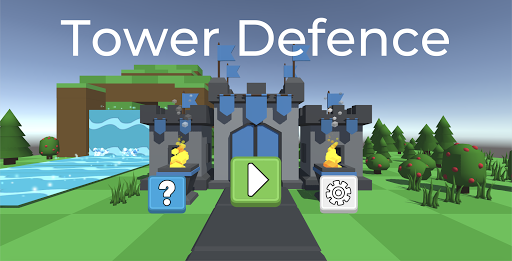 Tower Defence - 3D captures d'u00e9cran 2