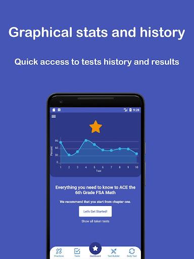 Download Grade 6 FSA Math Test & Practice 2019 1.5 1