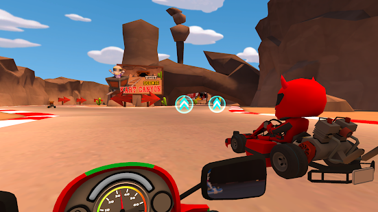 VR Karts: Sprint- screenshot thumbnail