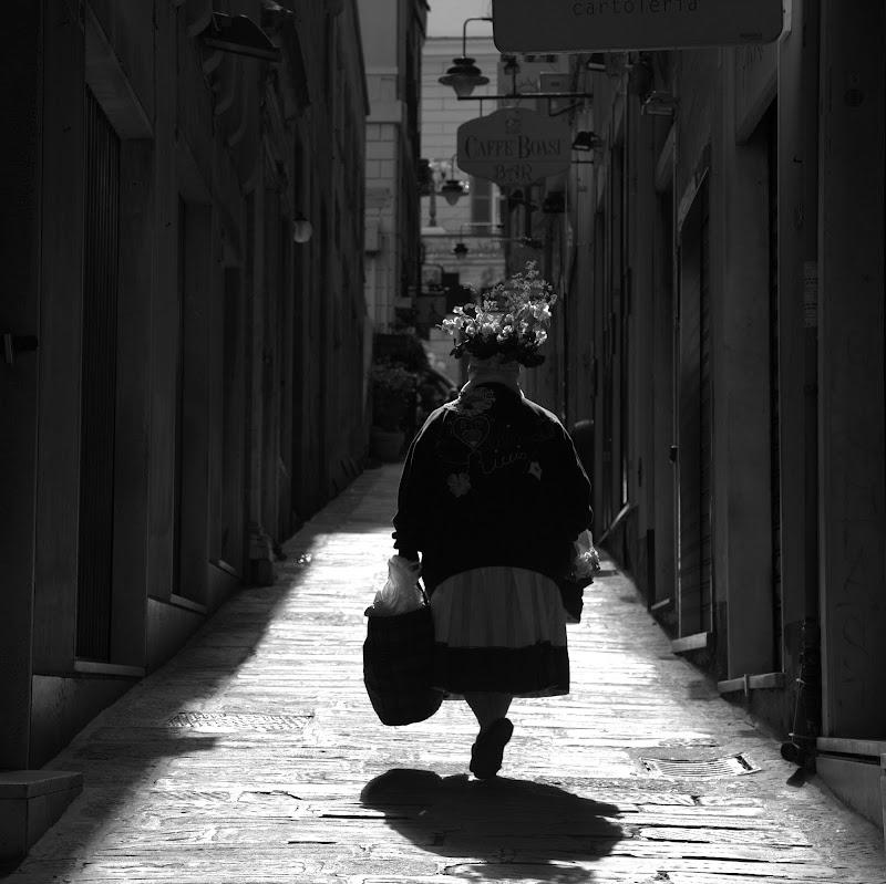 L'ombra della solitudine di Dama