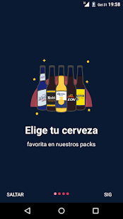 Beer Subscription by ModeloNow screenshot