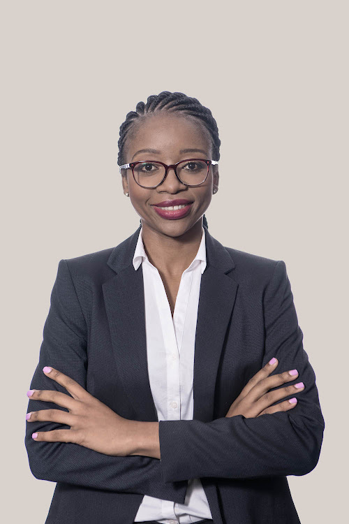 About the author: Thandiwe Nhlapho is an associate at Fasken. Picture: SUPPLIED/FASKEN
