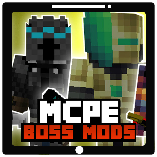 New Boss Mods For MCPE