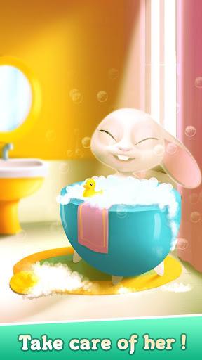 Bu the Baby Bunny - Cute pet care game 1.03 Screenshots 3