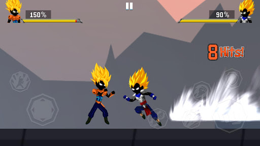 Shadow Death: Stickman Fight - screenshot