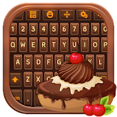 Sweet Chocolate Candy Keyboard