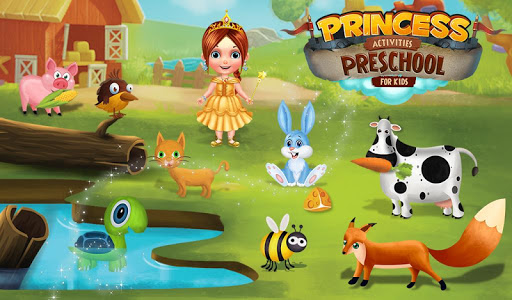 Preschool Princess Activities v1.0.1