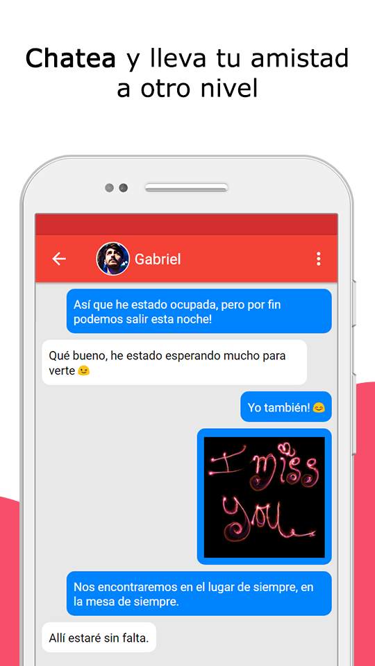Amor Cristiano - Encuentros, Citas y Chat Android 4