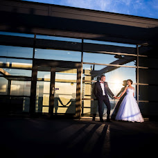 Wedding photographer Barbara Modras (modras). Photo of 26.10.2015