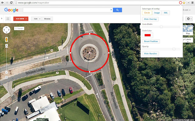 Map Maker Overlay Chrome Web Store