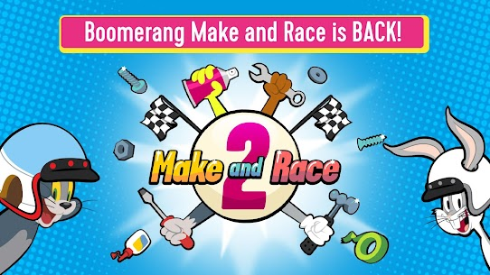 Boomerang Make and Race 2 Mod Apk (Unlimited Money) 1
