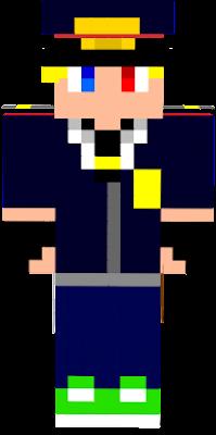 Skin T31 Police