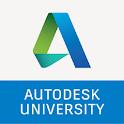 Autodesk University icon